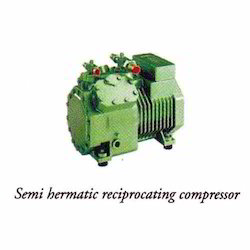 Semi Hermetic Compressors