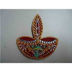 Decorative Acrylic Diya