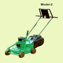 Electric Grass Cutter With Collectors