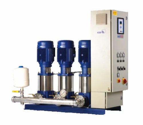 Ksb Movi Boost Water Pressure Boosting Pump System