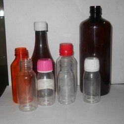 Plastic Pharmaceutical Bottles