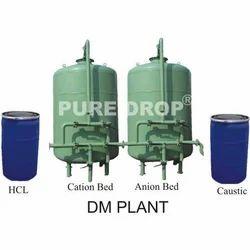 Puredrop Demineralization Water Treatment Plant PD-43