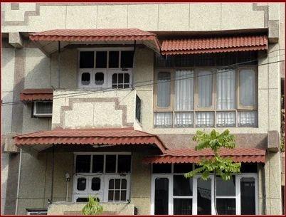 Frp Khaprail Window Shed