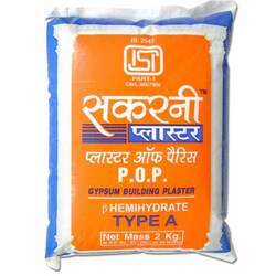 Plaster of Paris Packing Bags