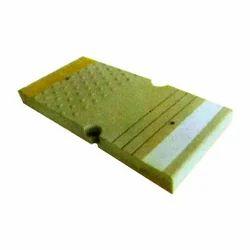 Concrete Platform Coping