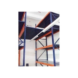 Mild Steel Heavy Duty Palletized Racking System