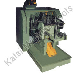 High Speed Header Machine