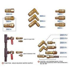 JK Series Coupler Connectors