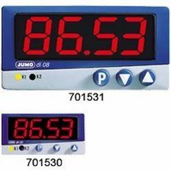 Digital Microprocessor Indicator