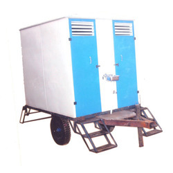 portable toilets and bathrooms mobile bathroom manufacturer from faridabad - Mobile Bathroom
