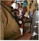 Bus Ticketing Collection System Service