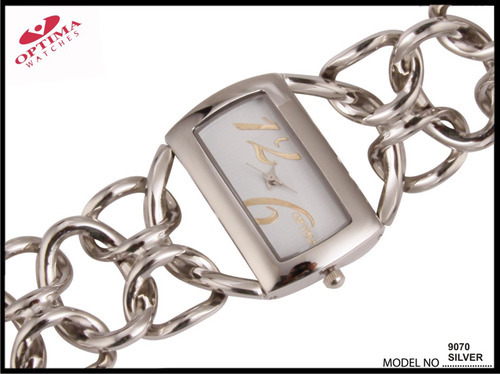 Ladies Chain Watch