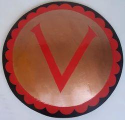 Victory V Shield