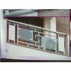 Steel Grills - SS Glass Grills Manufacturer from Jalandhar