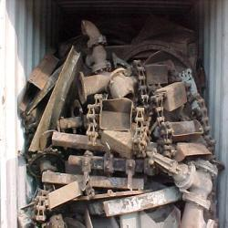 Heavy Metal Scraps