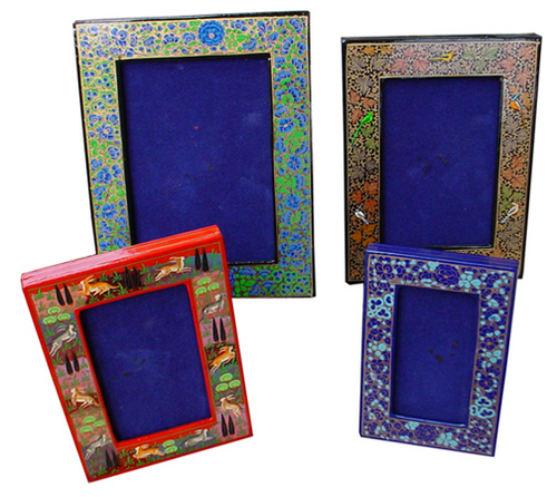 Decorative Hand Painted Frames | M/S Gulam Hussan | Exporter in ...