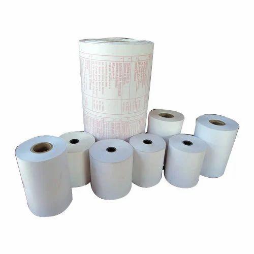 STD And PCO Paper Rolls   Shree Radhe Krishna Thermo Coat
