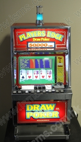 Players edge draw poker machine for sale bellagio poker room live games