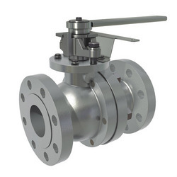 Stainless Steel Two Piece Ball Valves, Threaded - NPT