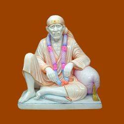 Sai Baba Statue In Agra Uttar Pradesh Sai Baba Statue