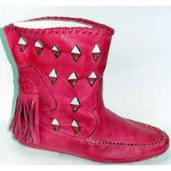 Ladies Designer Ankle  Boot