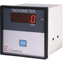 Panel Mounted Digital Tachometer with Proximity Sensor