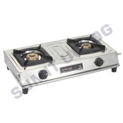 Double Burner Gas Stove SU 2B-209 MAX