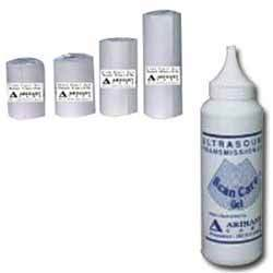 Ultrasound Gel / Plain Thermal Paper Roll