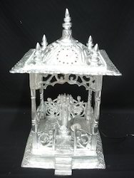 White Metal Temple