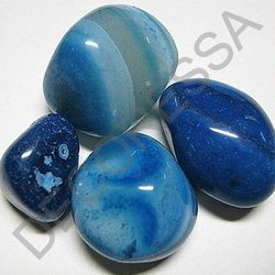 Polished Pebbles - Onyx Blue