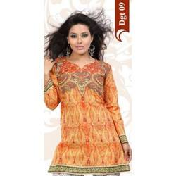 Stylish Ladies Digital Printed Kurtis