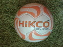 Soccer Ball Justrapose Orange