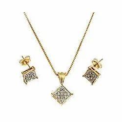 Gold Pendant Set In Rajkot सोने का पेंडेंट सेट राजकोट