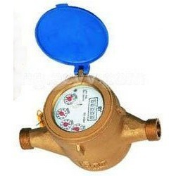 Mechanical Pipe Flow Meter