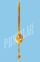 Physilab Cylindrical Brass Beaume Hydrometers, For Laboratory