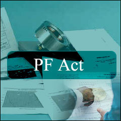Provident Funds Act