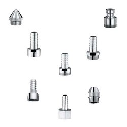 Chrome Plated Nozzles