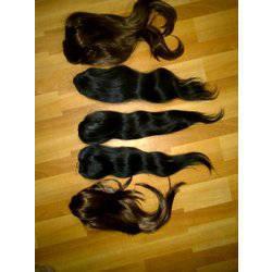 Ponytail Hair