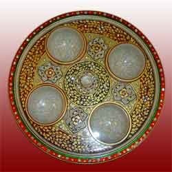 Decorative Marble Plates