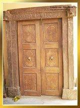 Antique Door Manufacturers, Suppliers & Dealers in Jodhpur, Rajasthan