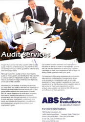 Lead Auditor Training Programme
