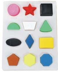 Plastic Moulds For Math Teaching