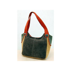 Fancy Suede Bags