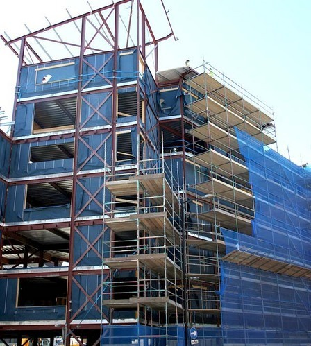 Building Construction Material Structural Pipes