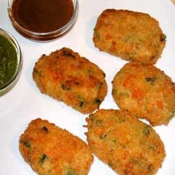 Veg Cutlet Mix