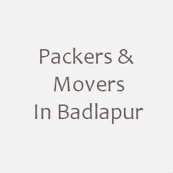 Packers & Movers Badlapur
