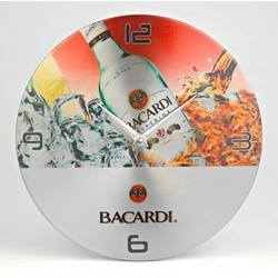 Bacardi Wall Clock