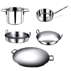 Kitchen Materials stainless steel kitchen utensils wholesaler & wholesale dealers in