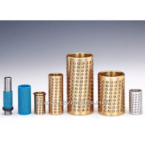 Press Tool Die Components - Ball Cages Manufacturer from Pune