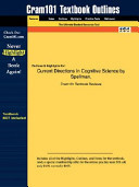 Current Directions In Cognitive Science Books
